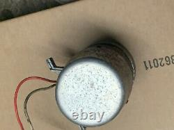 Vintage 70s Auto Parade Siren Horn Fire Ford GM Chevy Rat Rod Hot Aluminum