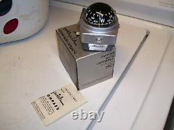 Vintage 70s nos Compass Nomad Airguide auto part service Ford gm jalopy chevy oe