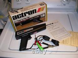 Vintage 80s actron nos Engine tune Timing tester auto service gm street rat rod