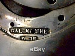 Vintage Cal-Marine Chevy Bell Housing Jet Boat Motor Mount 327 350 427 454