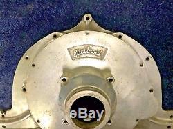 Vintage Edelbrock Marine Chevy Bell Housing Jet Boat Motor Mount 327 350 427 454