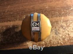 Vintage GM Auto Parts Steering Wheel Mounting Part